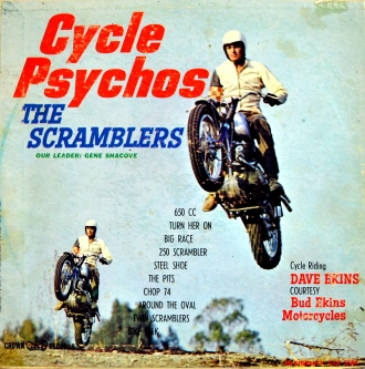 The Scramblers Cycle Psychos