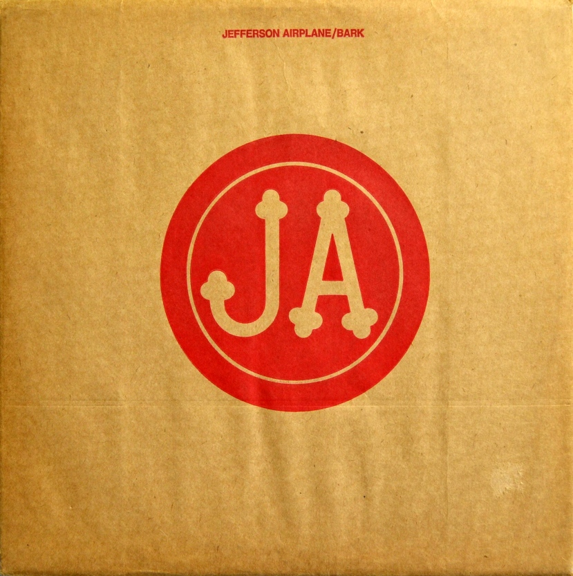 Jefferson Airplane Bark bag front