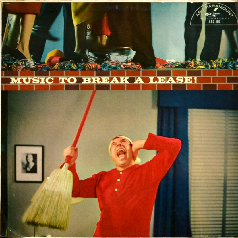 Music to Break a Lease front
