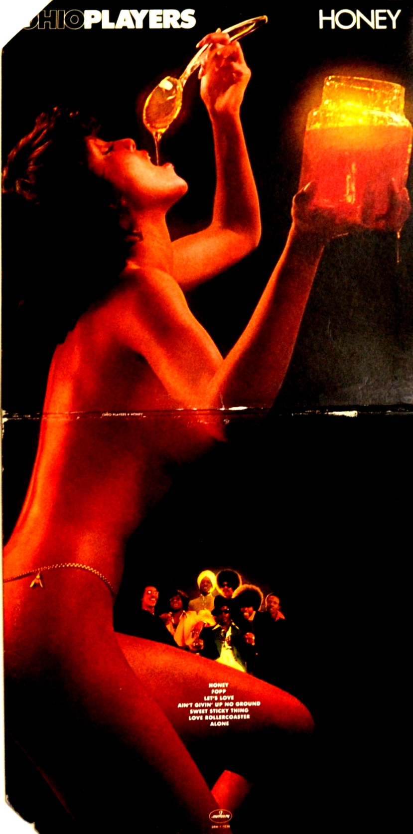 Ohio Players Honey outer