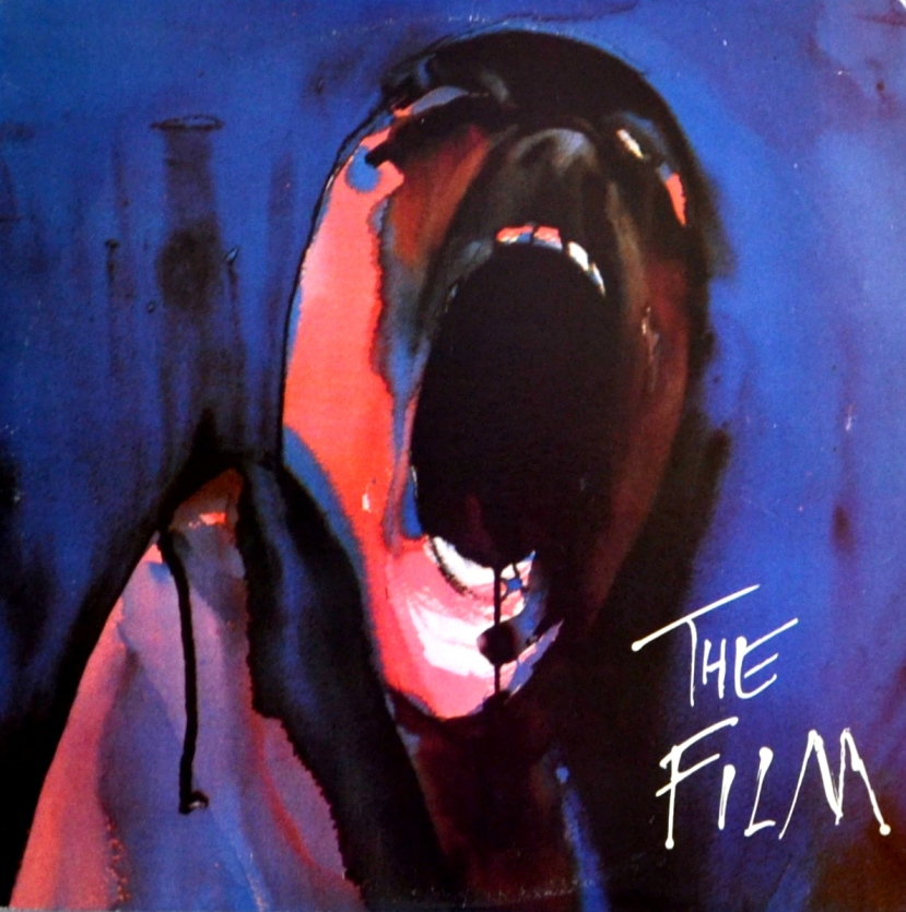Pink Floyd The Wall Soundtrack front