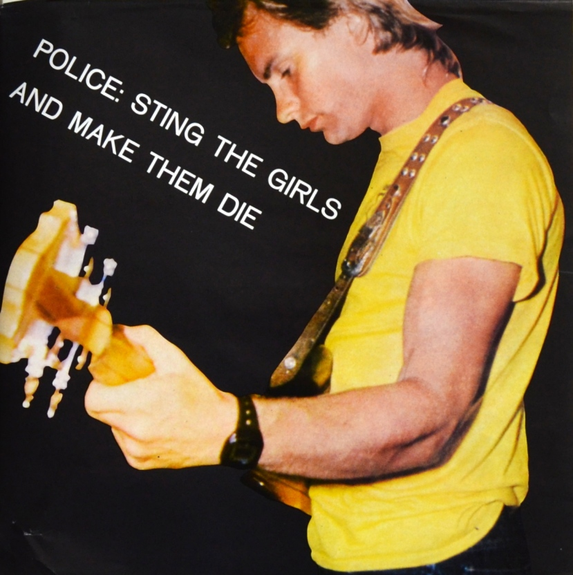 Police Sting the Girls and Make Them Die Front