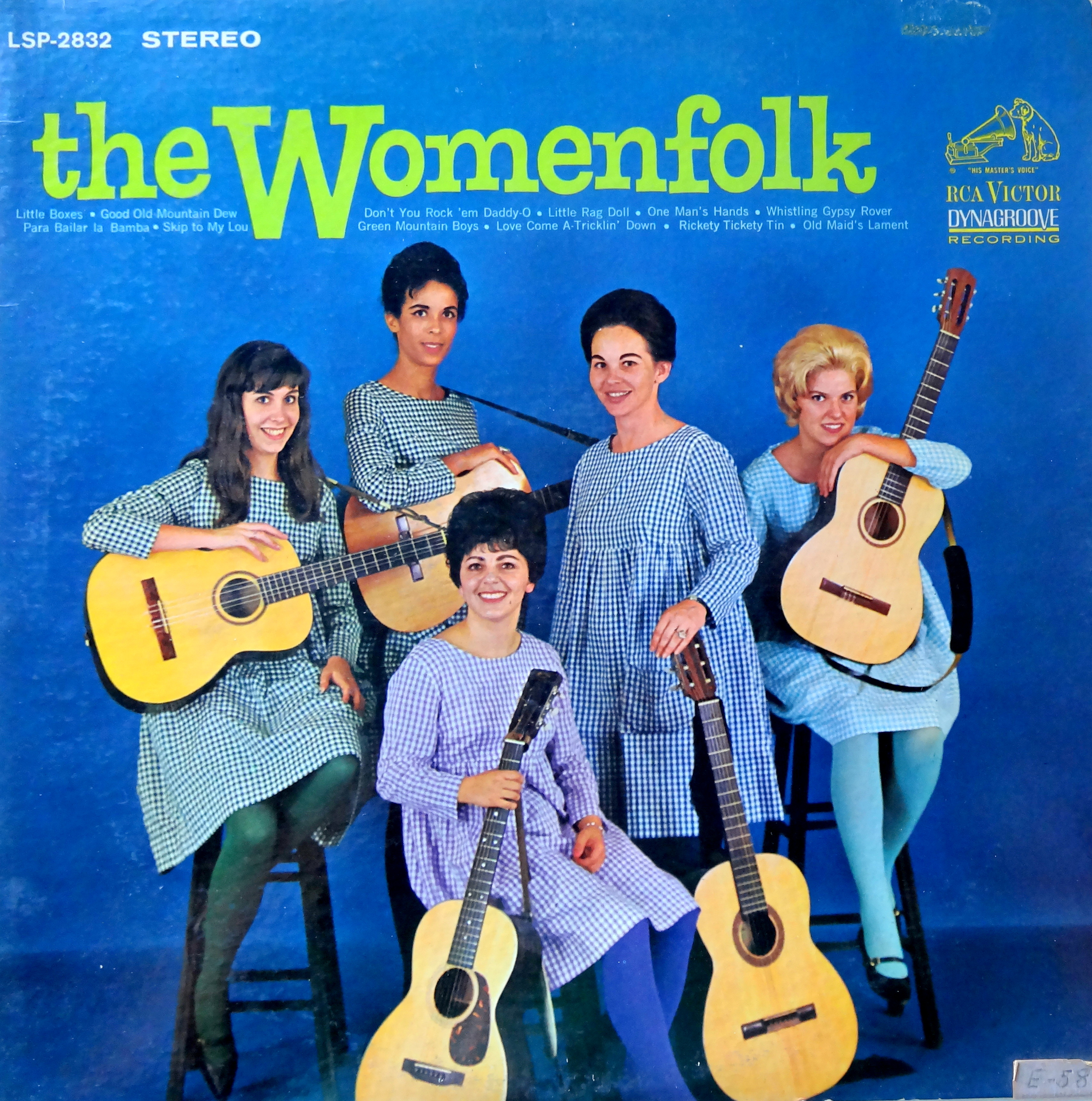 From The Stacks: The Womenfolk (Self-Titled) – Why It Matters