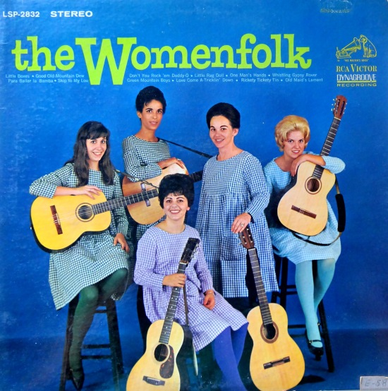 The Womenfolk front