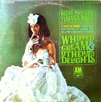 Herb Alpert Whipped Cream Front