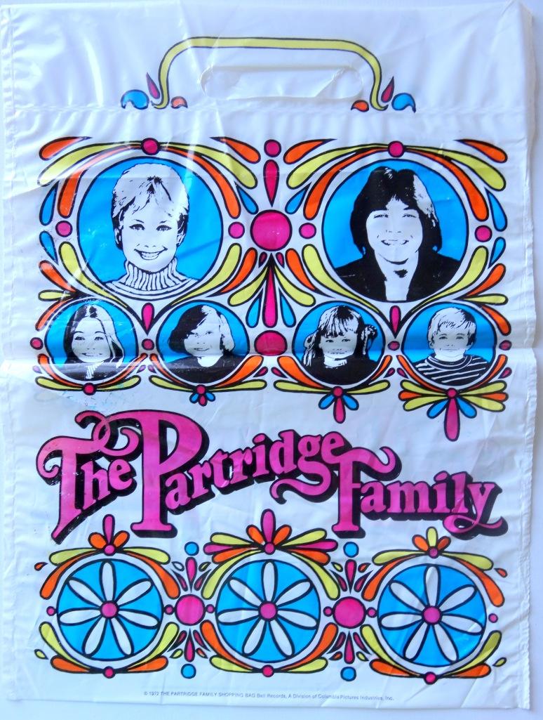 Partridge Family Shopping Bag bag