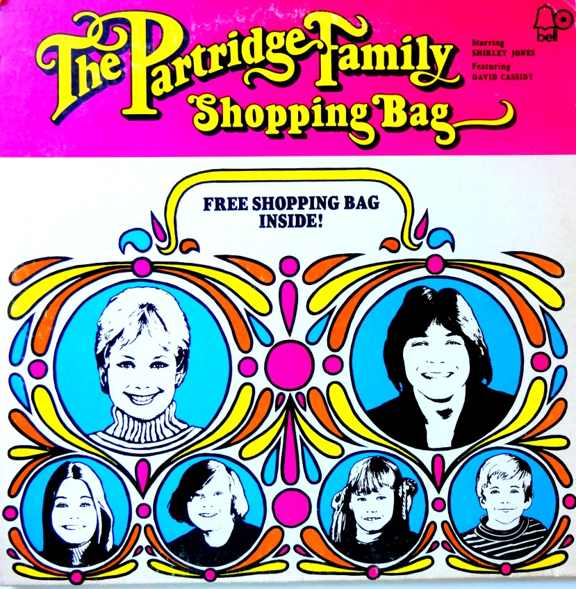 Partridge Family Shopping Bag Front