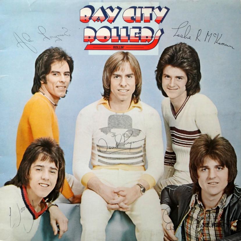 Bay City Rollers Rollin