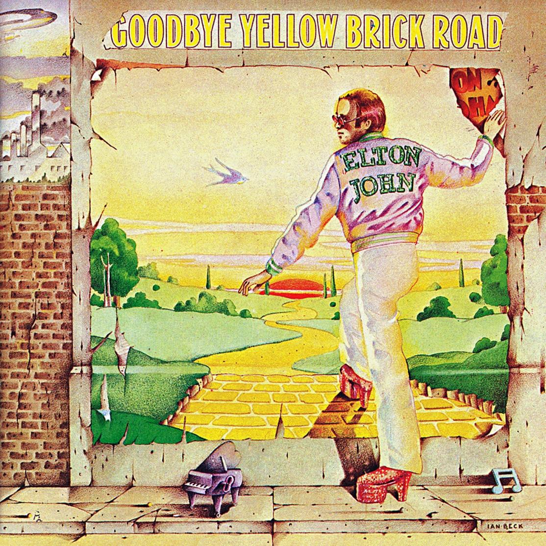 Goodbye Yello Brick Road