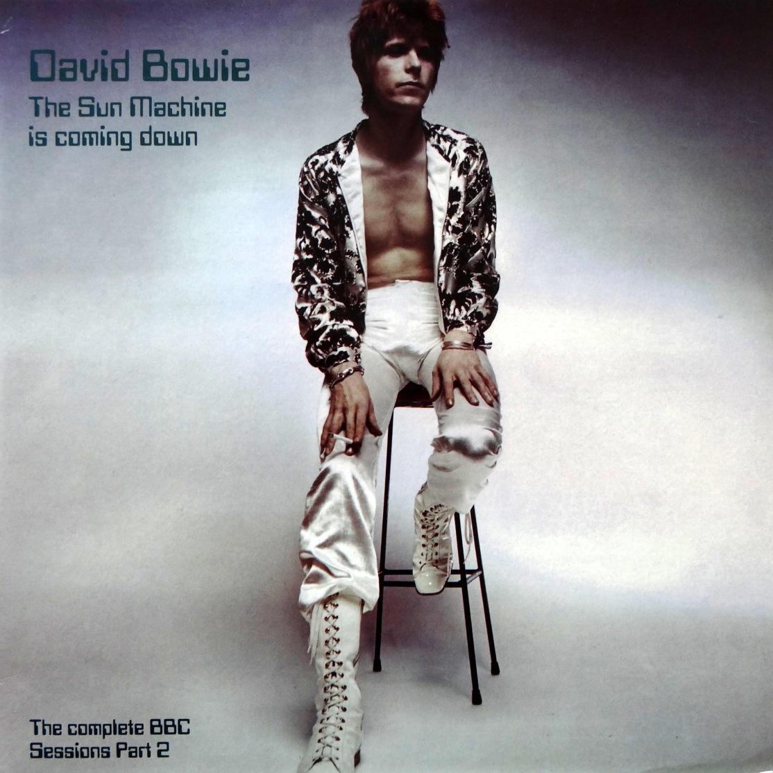 David Bowie Sun Machine
