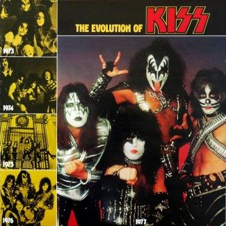 Alive II booklet front