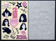 Alive II tattoos