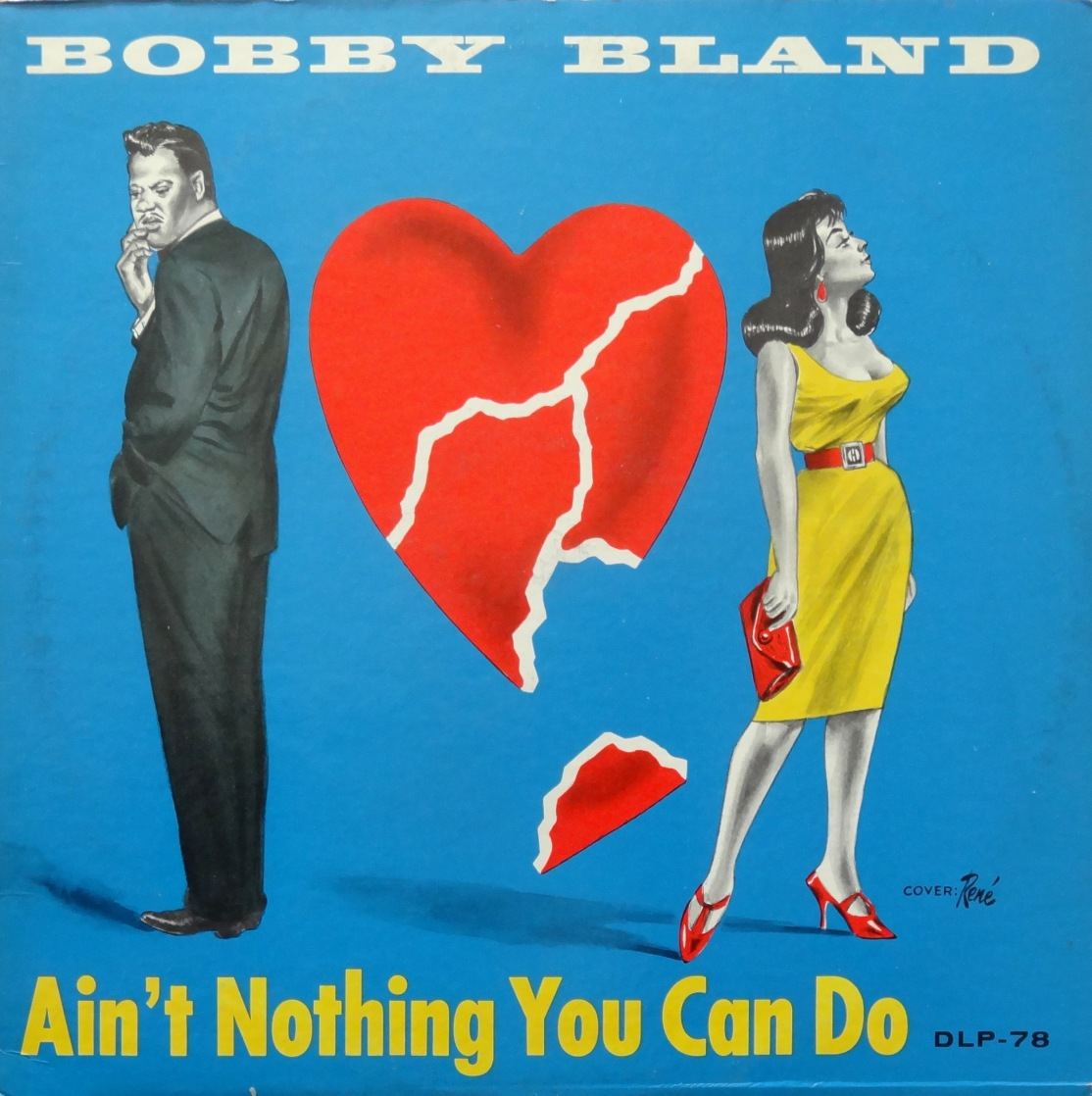 Bobby Bland - Ain't Nothing front 2