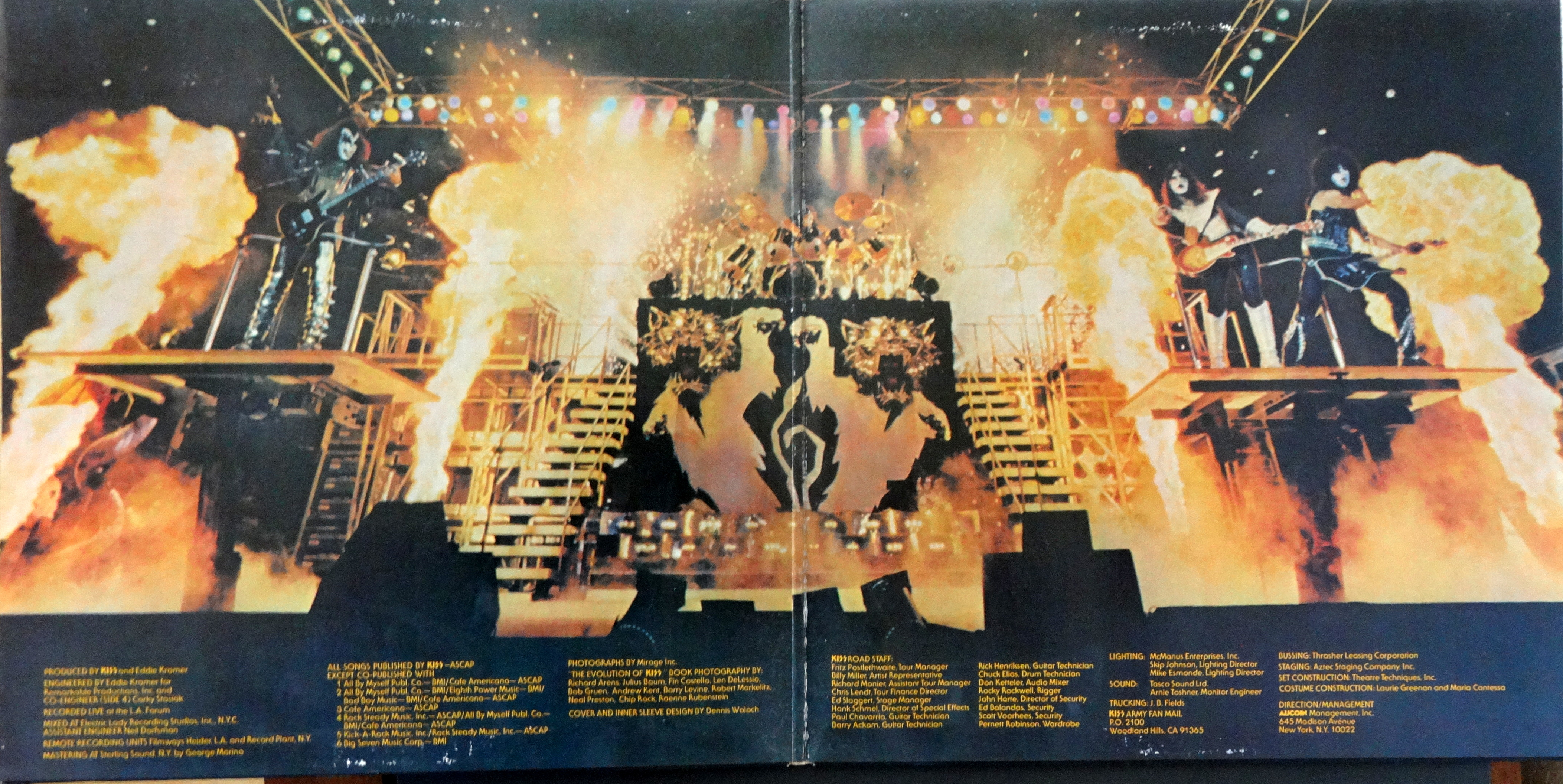 From The Stacks Kiss Alive Ii Why It Matters
