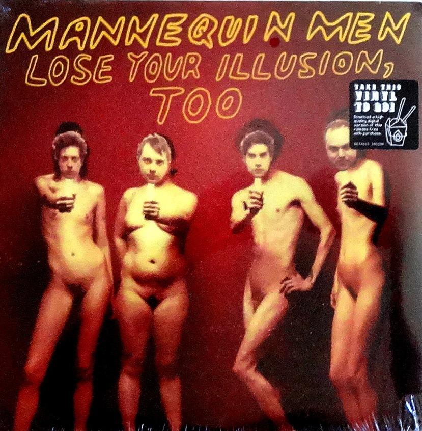 Mannequin Men - front