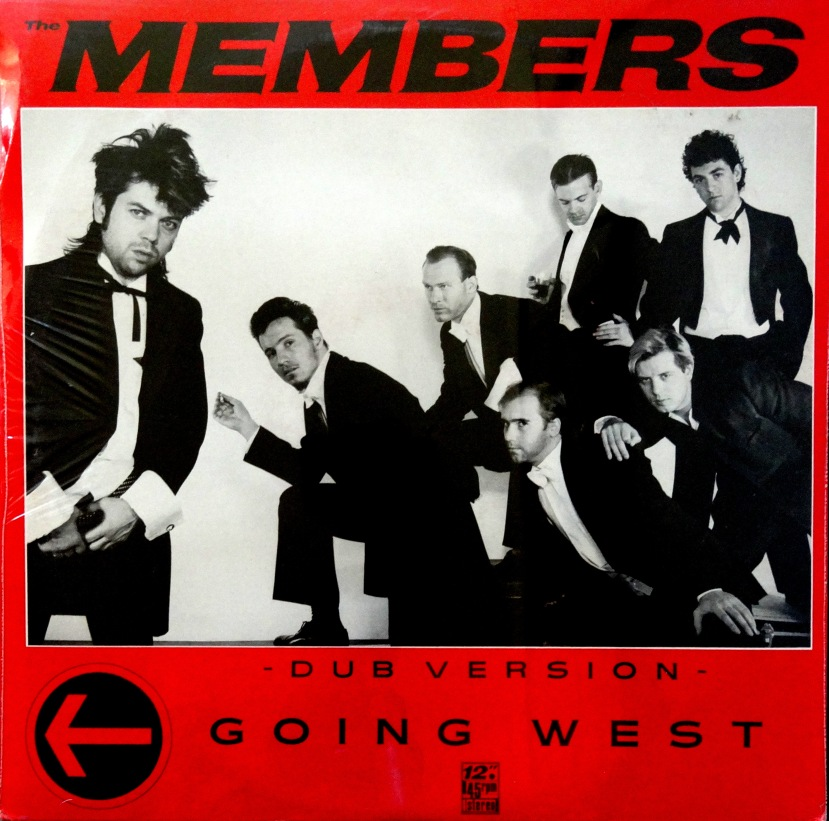 Members Going West front