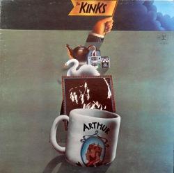 Kinks Arthur front