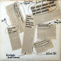 Kinks Arthur Press Kit back