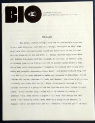 Kinks Arthur Press Kit bio 1