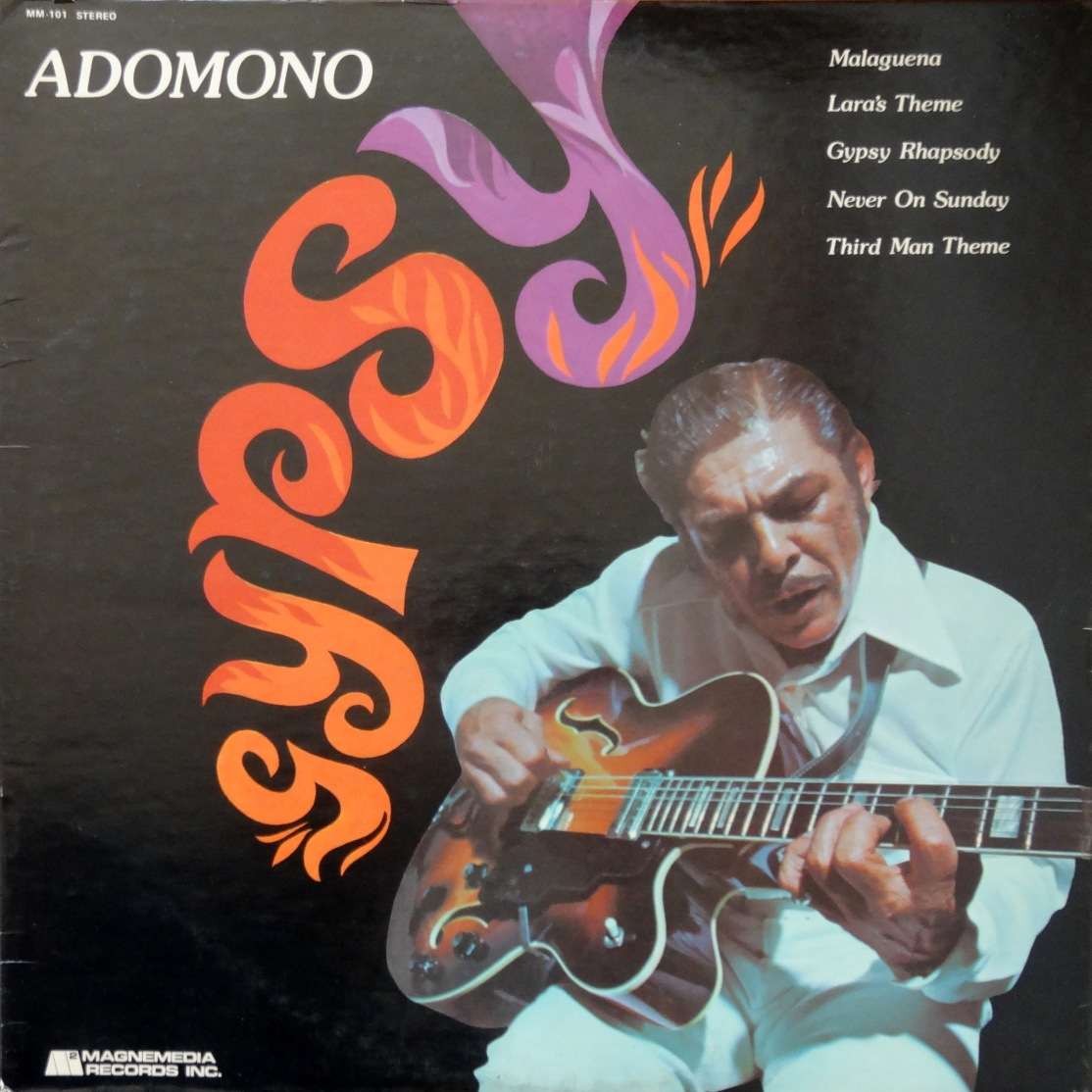 Adomono Gypsy Front