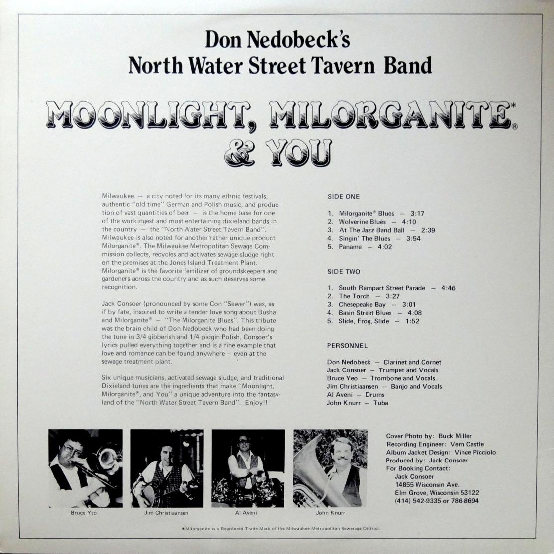 Don Nedobeck back