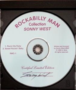 Sonny West CD