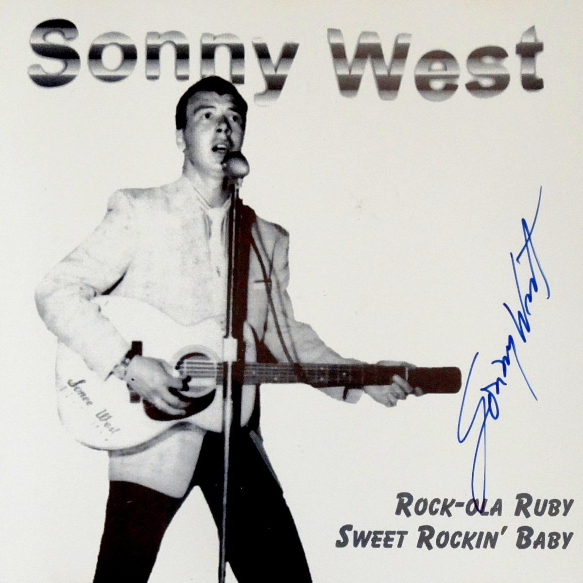 From The Stacks: Sonny West--Rockabilly Man Collection Vol.1