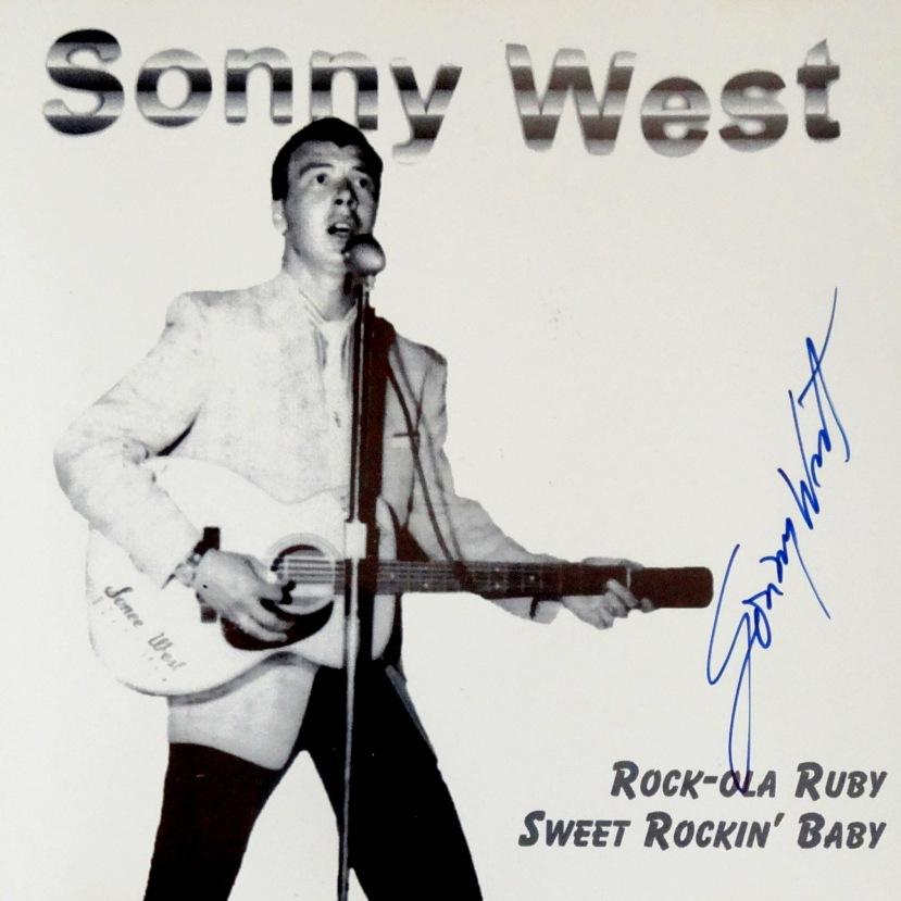 Sonny West front
