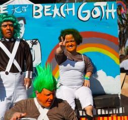 Beach Goth 3