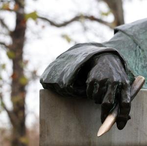 bronze writer
