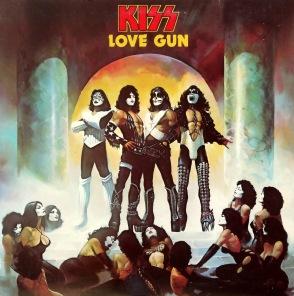 KISS Love Gun front