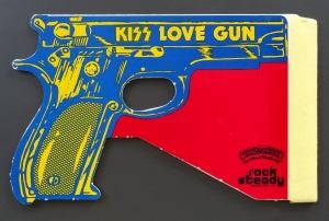 KISS Love Gun toy closed