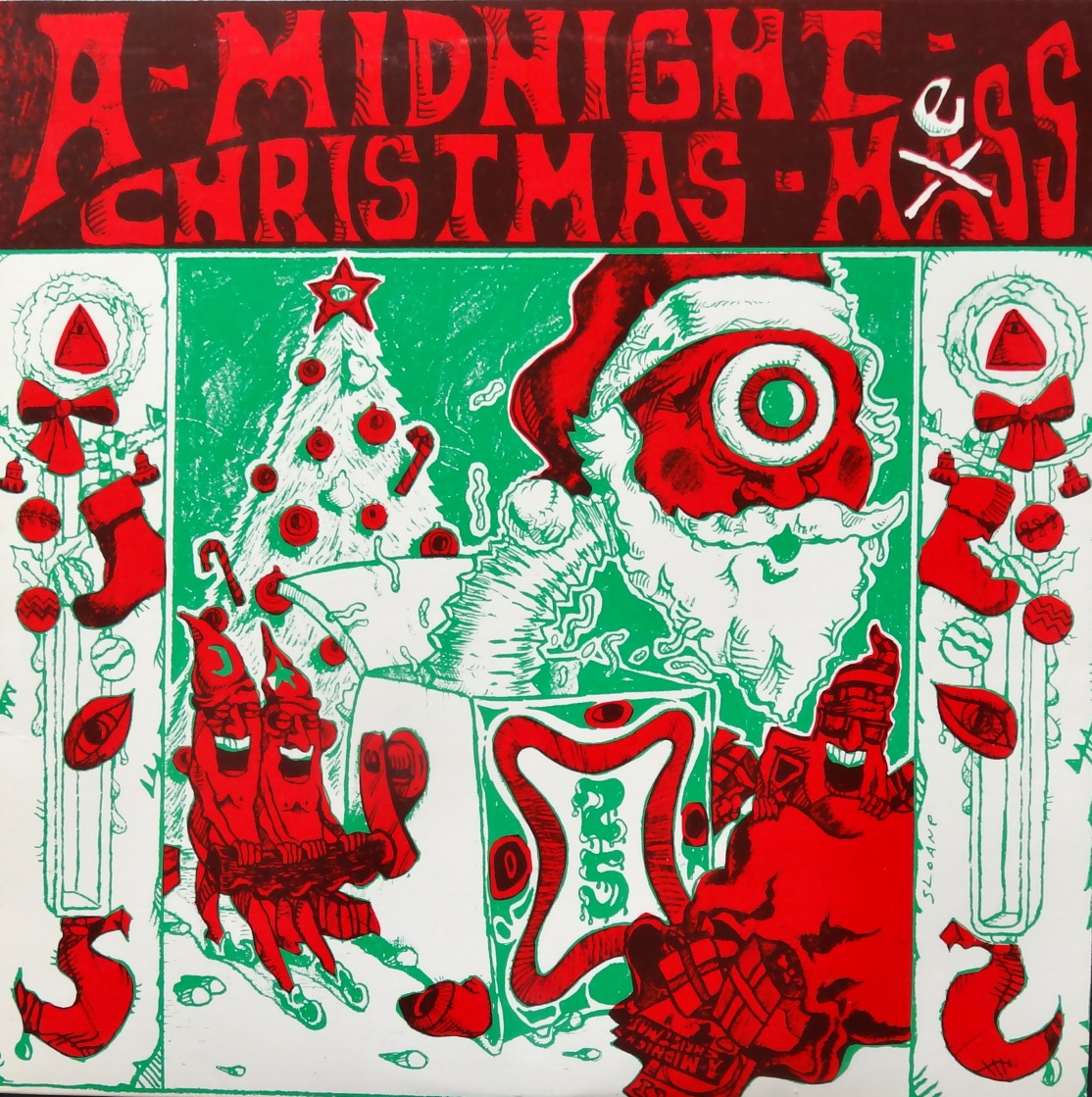 Midnight Christmas Mess front
