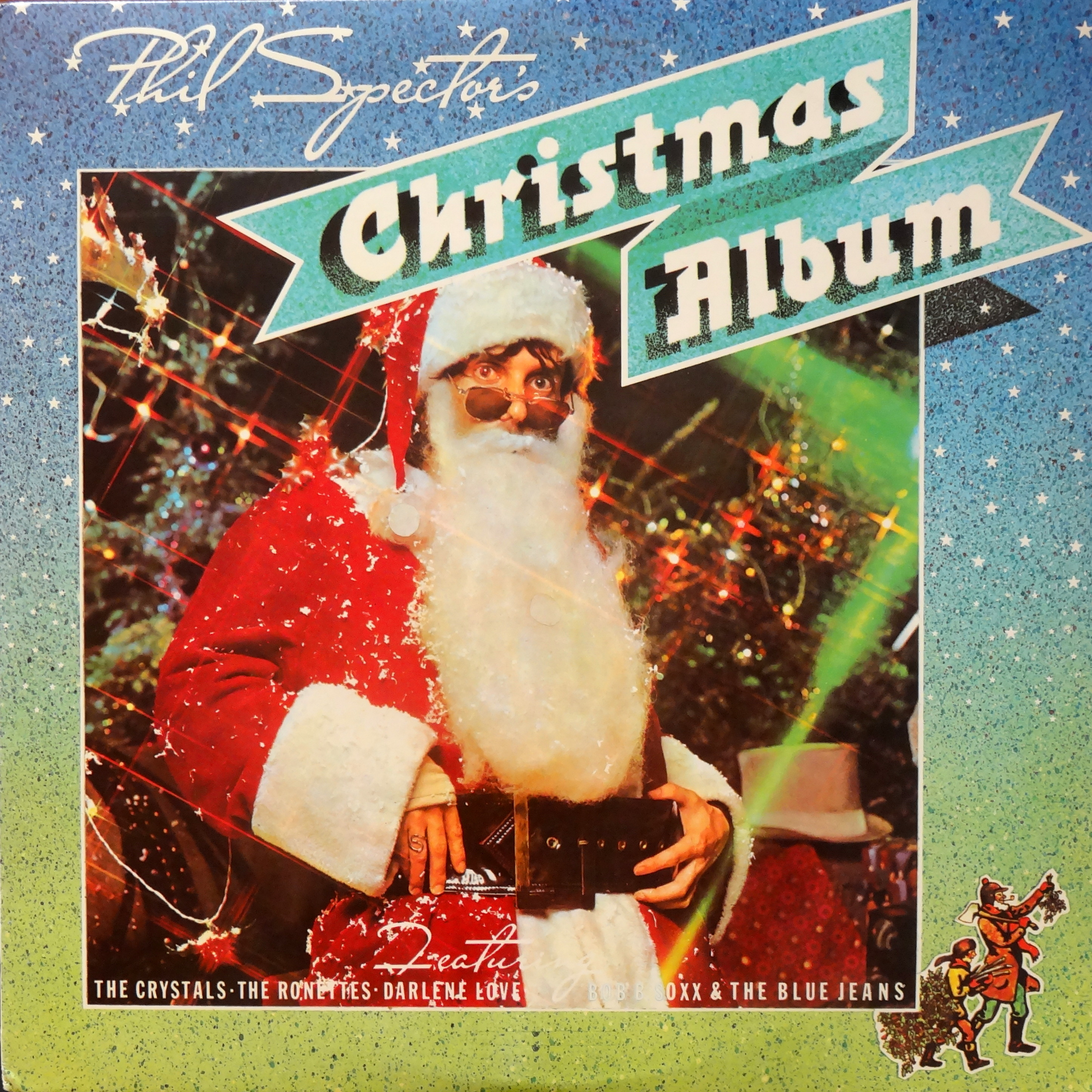 From The Stacks: Phil Spector's Christmas Album - Why It ...