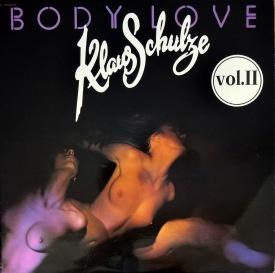 Klaus Schulze Body Love II front