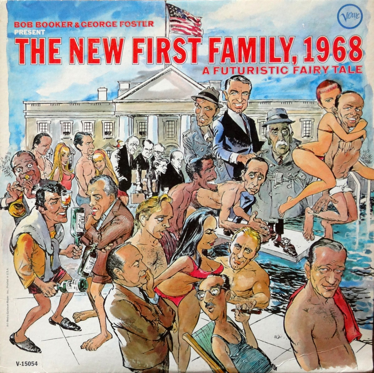 From the Stacks: The New First Family, 1968: A Futuristic Fairy Tale