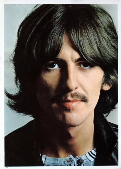 Beatles White Album George