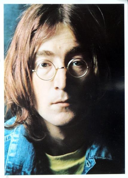 Beatles White Album John
