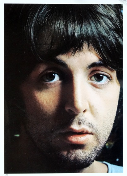 Beatles White Album Paul