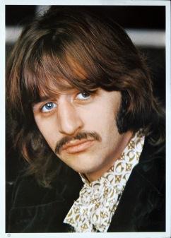 Beatles White Album Ringo