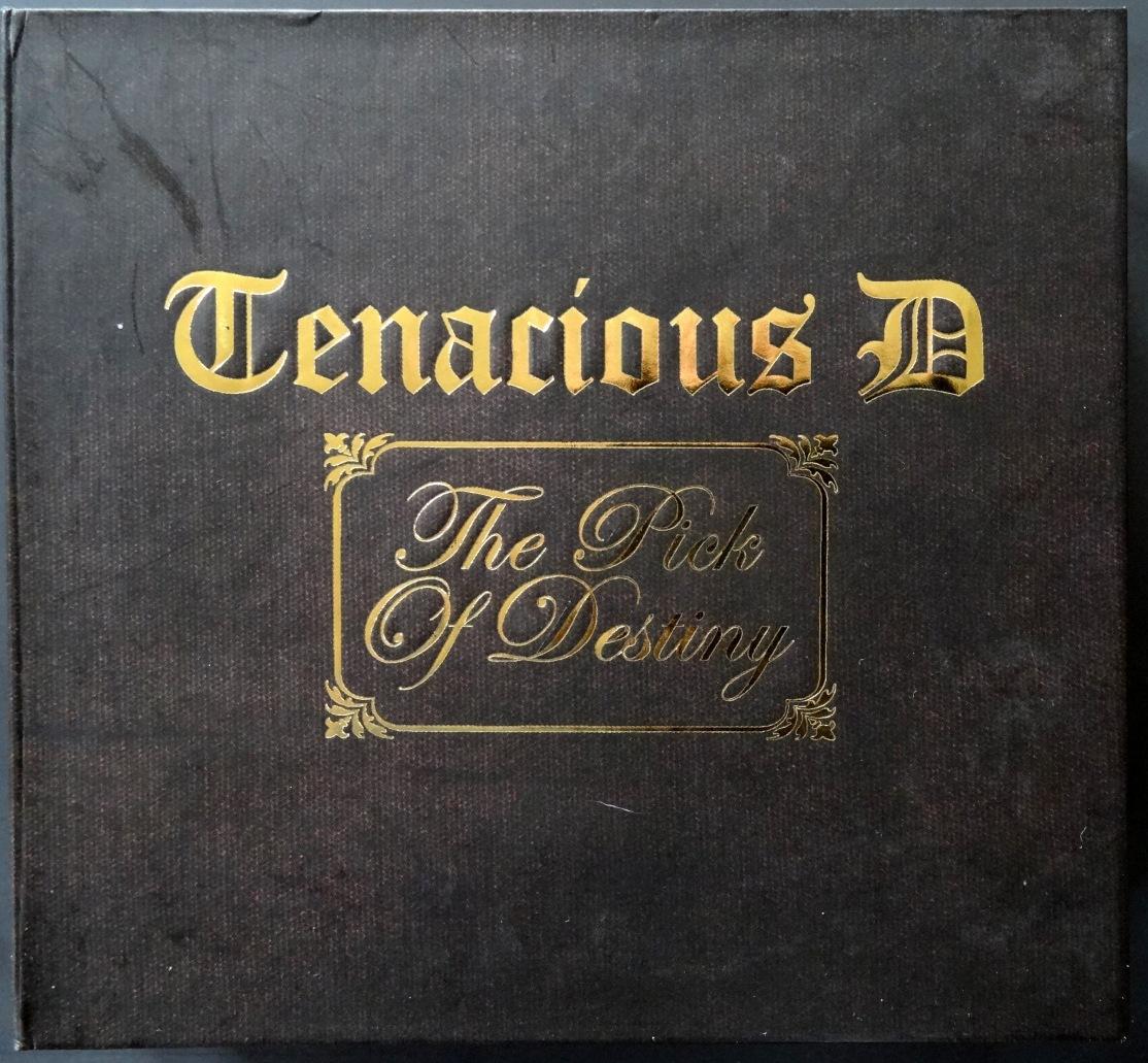 Tenacious D Pick Deluxe front