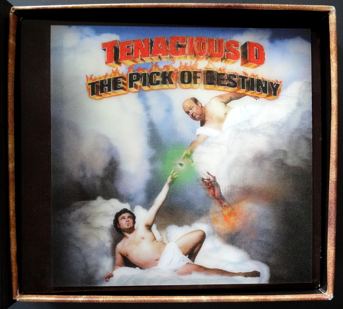 From The Stacks: Tenacious D - The Pick of Destiny (Deluxe Edition)
