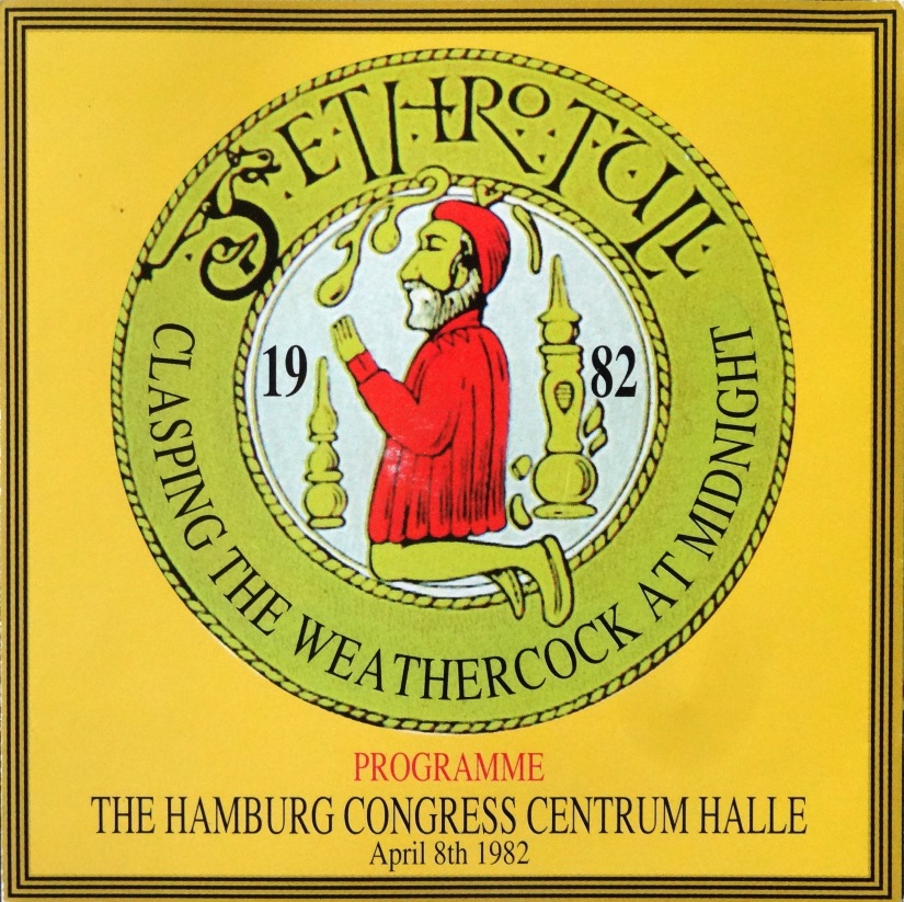 Jethro Tull Hamburg front