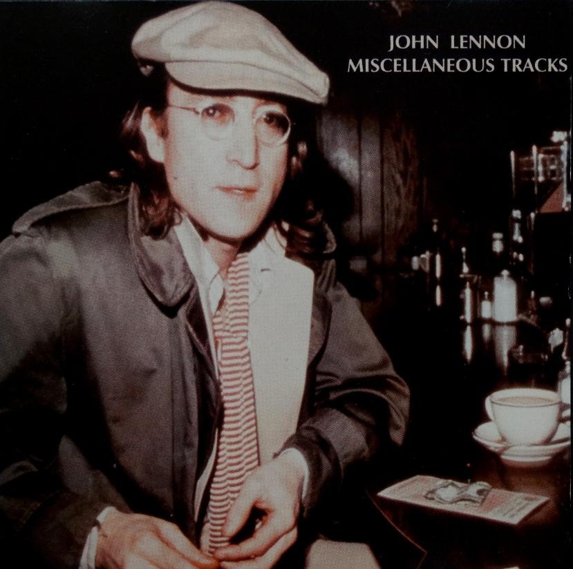 Lennon Misc Tracks Front