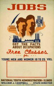 WPA Job Poster