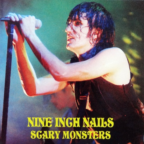 NIN Scary Monsters front