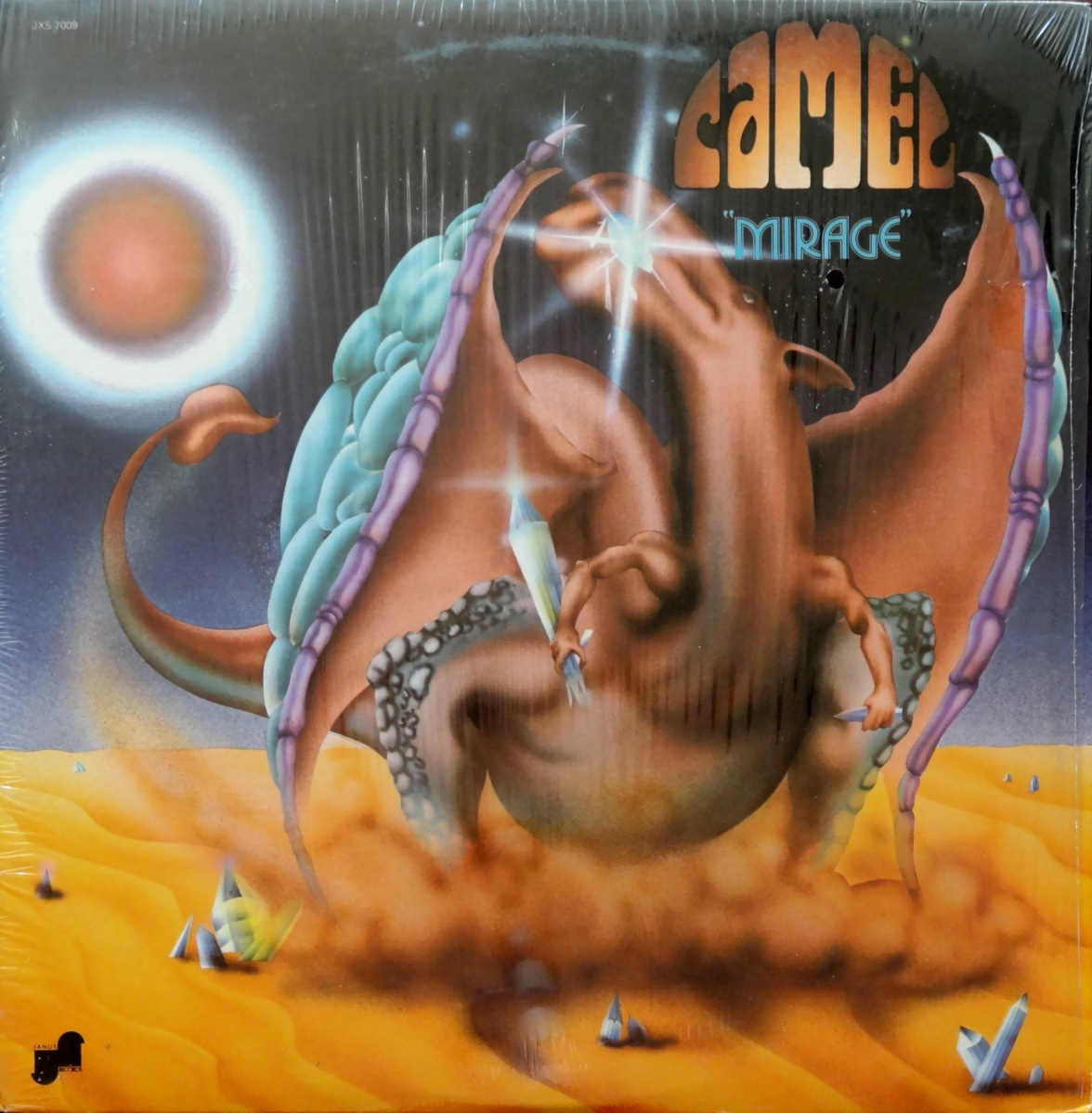 From the Stacks: Camel - Mirage