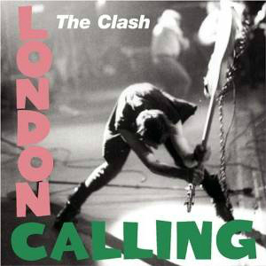 clash london calling