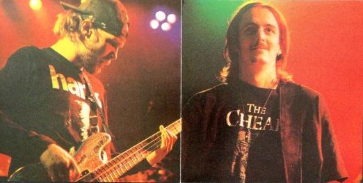 Pearl Jam Hotpoint inner