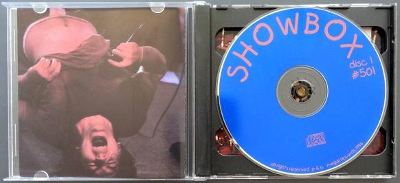 Pearl Jam Secret Gig disc 1